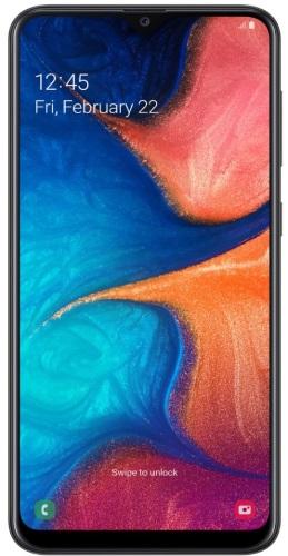 Galaxy-A20-A205F-